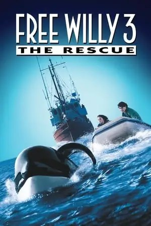 Image Free Willy 3: The Rescue