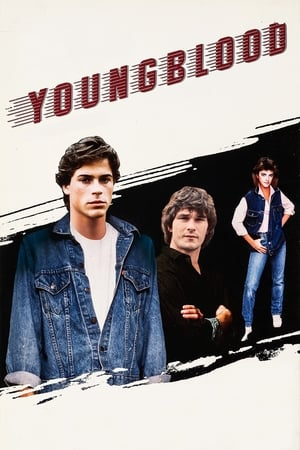 Poster Youngblood 1986