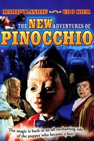 Image The New Adventures of Pinocchio