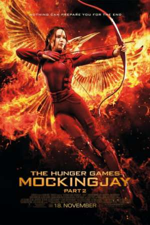 Image The Hunger Games: Mockingjay - del 2