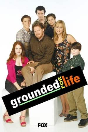 Poster Grounded for Life 2001