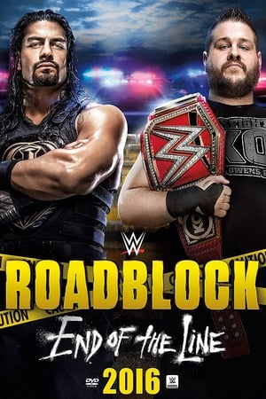 Image WWE Roadblock 2016