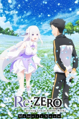 Poster Re:ZERO -Starting Life in Another World- Memory Snow 2018