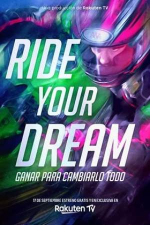 Poster Ride Your Dream 2020
