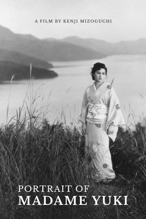 Portrait of Madame Yuki