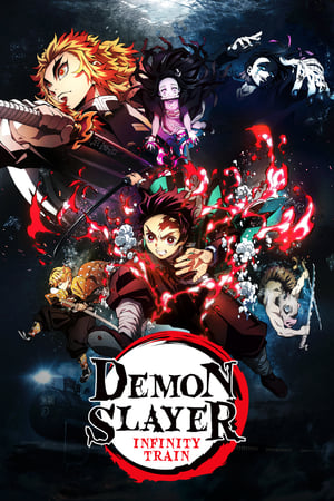 Poster Demon Slayer the Movie: Mugen Train 2020