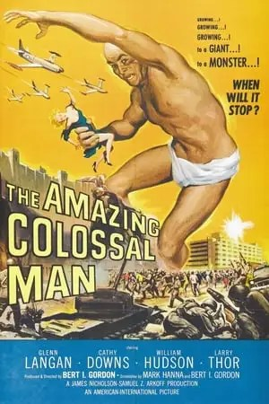 Image The Amazing Colossal Man