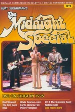 Image The Midnight Special Legendary Performances 1975