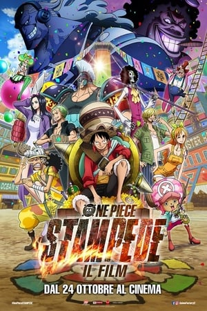 Image One Piece: Stampede - Il film