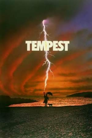 Poster Tempest 1982