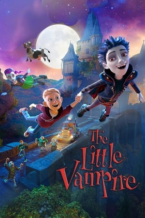 Image The Little Vampire 3D