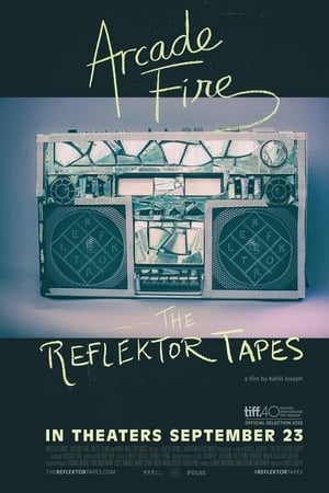 Image Arcade Fire: The Reflektor Tapes