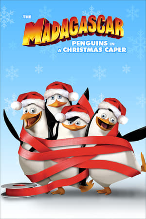 Image The Madagascar Penguins in a Christmas Caper