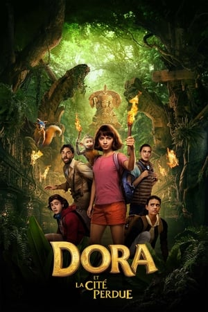 Film Dora et la Cité perdue en streaming