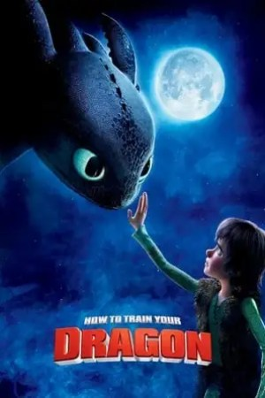 Poster How to Train Your Dragon 2010