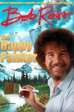 Image Bob Ross: The Happy Painter