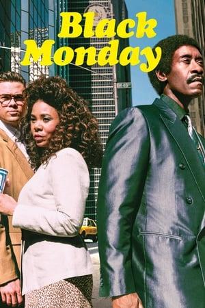 Black Monday 3x2 poster