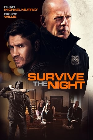 Poster Survive the Night 2020