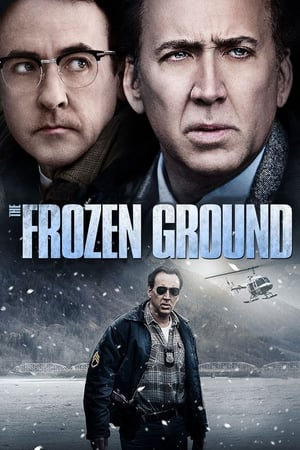 Poster The Frozen Ground 2013