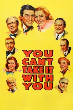Poster You Can't Take It with You 1938