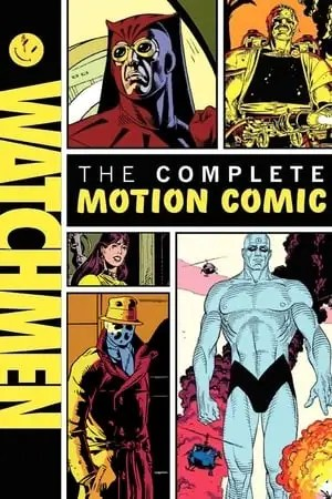 Image Watchmen: Motion Comic