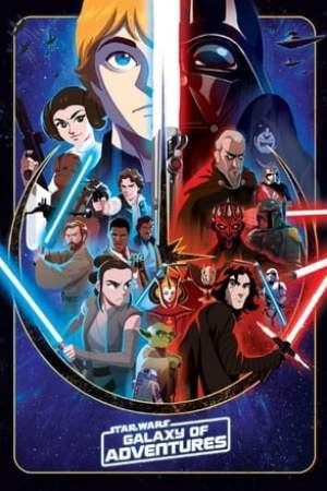 Image Star Wars Galaxy of Adventures
