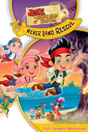 Image Jake and the Never Land Pirates: Jake's Never Land Rescue