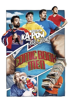 Image Comic Book Men
