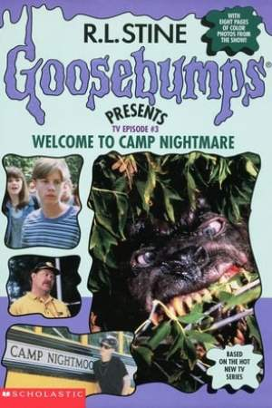 Image Goosebumps: Welcome to Camp Nightmare