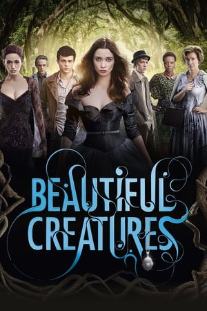 Poster Beautiful Creatures 2013