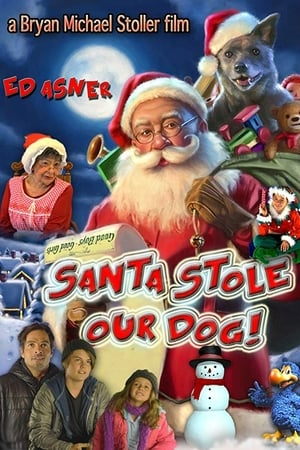 Image Santa Stole Our Dog: A Merry Doggone Christmas!