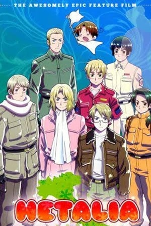 Image Hetalia: Axis Powers: Paint It, White!