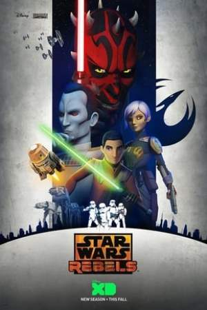 Image Star Wars Rebels: Steps Into Shadow
