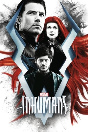 Poster Marvel's Inhumans Season 1 Behold...The Inhumans 2017