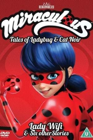 Poster Miraculous: Tales of Ladybug and Cat Noir: Lady Wifi & Other Stories Vol 1 2017