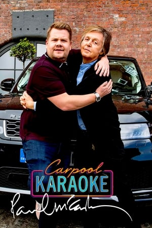 Image Carpool Karaoke: When Corden Met McCartney Live From Liverpool