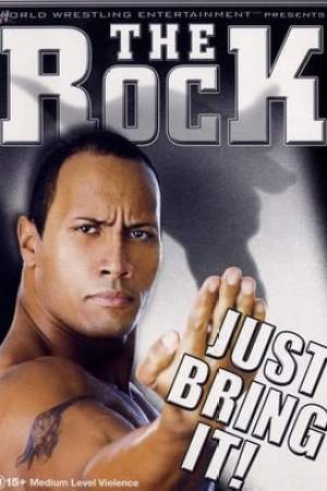 Image WWE: The Rock - Just Bring It!