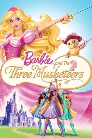 Image Barbie and the Three Musketeers