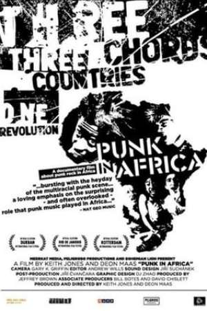 Image Punk in Africa