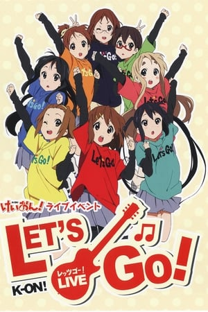 Image K-ON! Live Event ~Let's Go!~