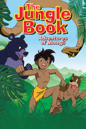Jungle Book Shōnen Mowgli