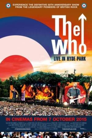 Image The Who: Live in Hyde Park