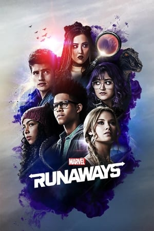 Poster Marvel's Runaways Season 3 Smoke and Mirrors 2019
