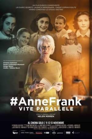 Image #AnneFrank. Vite parallele
