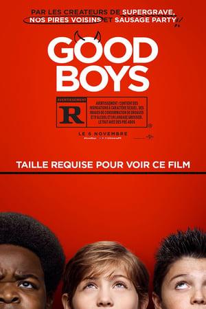 Film Good Boys en streaming