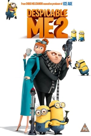 Poster Despicable Me 2 2013