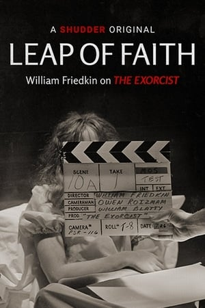 Image Leap of Faith: William Friedkin on The Exorcist