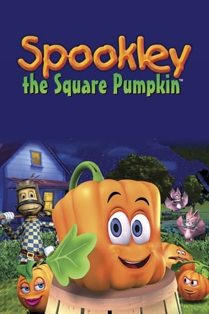 Image Spookley the Square Pumpkin