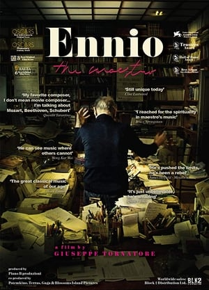 Image Ennio: The Maestro