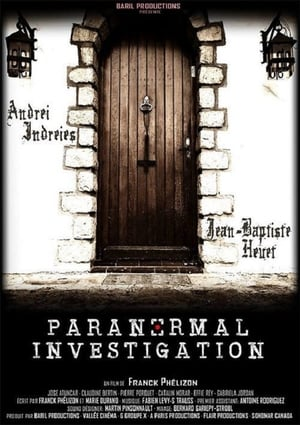 Image Paranormal Investigation